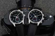 Luxury Camera-Branded Timepieces