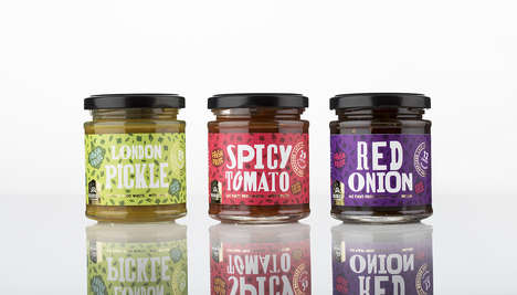 Repurposed Produce Condiments - These Condiments Give New Life to Rejected Fruit & Vegetables
