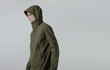 Refined High-Performance Apparel