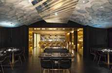 Stylish Marble Restaurants