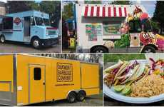 City-Specific Food Truck Apps