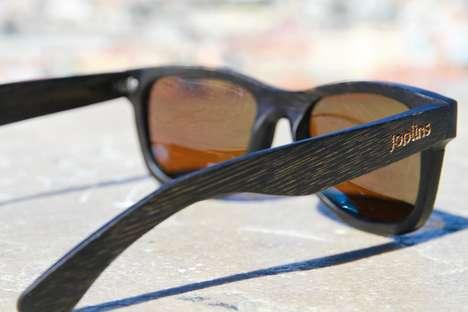Eco-Friendly Bamboo Sunglasses