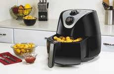 Calorie-Cutting Meal Fryers - The Kalorik Personal Air Fryer Prepares Meals in a Quick Manner