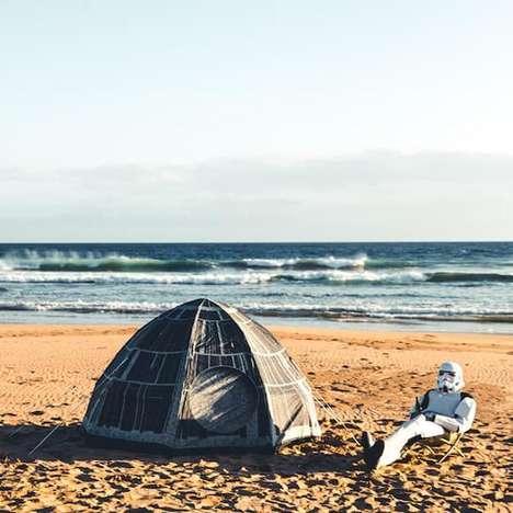 Intergalactic Camping Equipment
