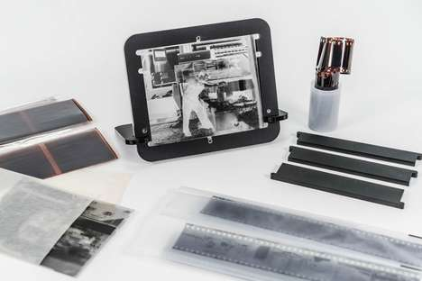 Low-Cost Film Digitization Devices