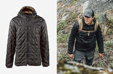 Lifestyle-Sustaining Reversible Outerwear