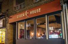 Extensive Cider Bars - The Cider House in Toronto Offers Over 25 Different Cider Options