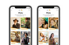 Personalized Dating App Selections - The 'Tinder Picks' Feature Gives Users Compatible Options