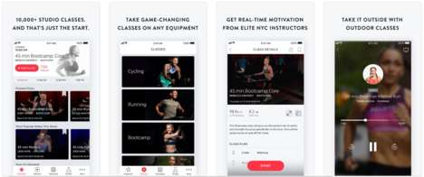 Digital Workout Routines