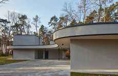 Modernist Forest Villas