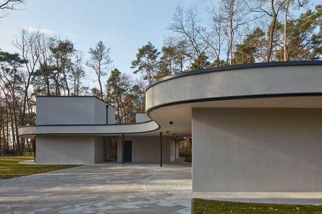 Modernist Forest Villas