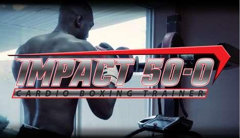 Intensive Training Boxing Treadmills