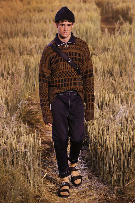 Country-Inspired Summer Menswear