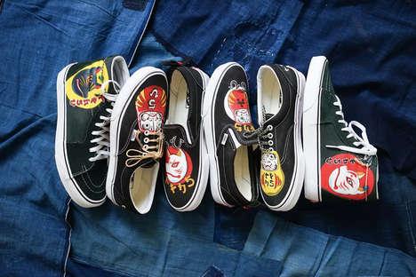 Cultural Custom Sneaker Designs