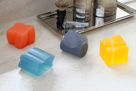 Seoul-Inspired Soap Designs