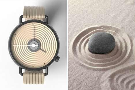 Zen-Inspired Timepieces