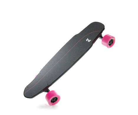 Slim Dual-Motor Skateboards