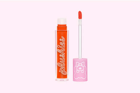 Plush Summer-Ready Lip Glosses