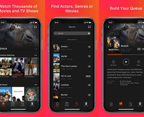 Trend maing image: Free Legal Streaming Services