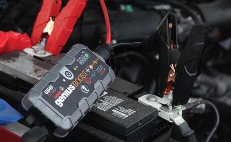Vehicle-Jumpstarting Power Banks