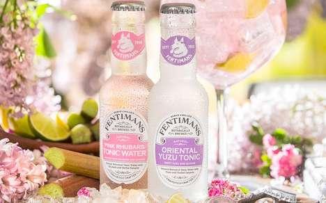 Botanical Cocktail Mixer Sodas