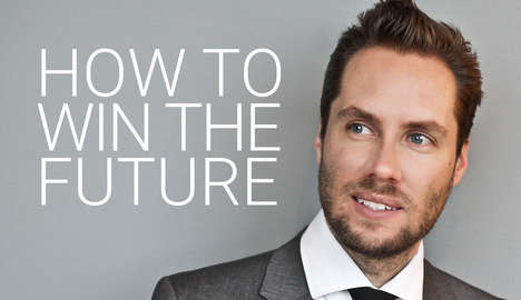 How to Win The Future - Innovation Keynote Speaker Jeremy Gutsche on Innovation