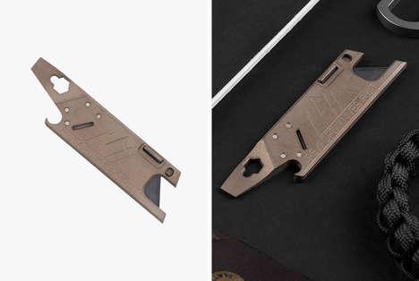 Sleek Tactical Pocket Knifes