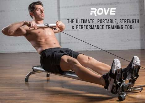 Portable Total-Body Workout Gyms