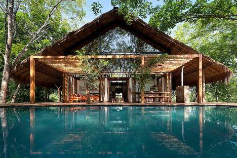 Luxe Jungle Retreats - The Guava House is a Unique Travel Experience in Sri Lanka