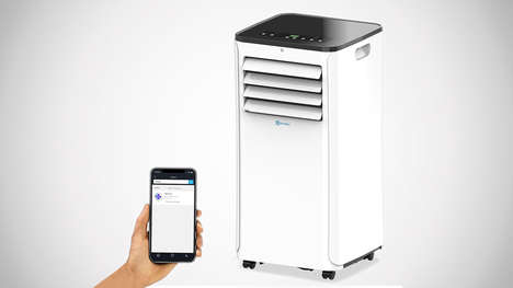 Multipurpose Connected Air Conditioners