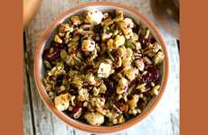 Small-Batch Granola Cereals