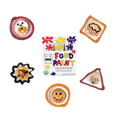 Edible Food Paints