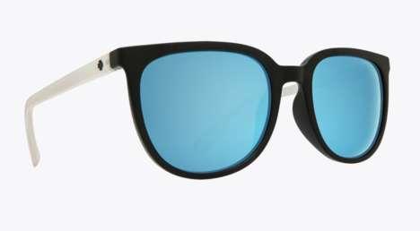 Vibrant UV-Protective Sunglasses