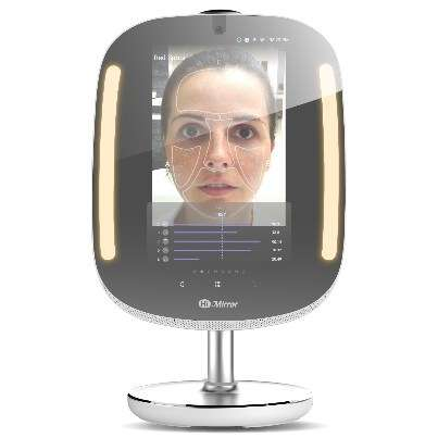 Compact Smart Beauty Mirrors