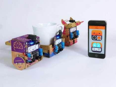 DIY AI Robot Kits