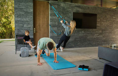 Ultra-Portable Fitness Systems