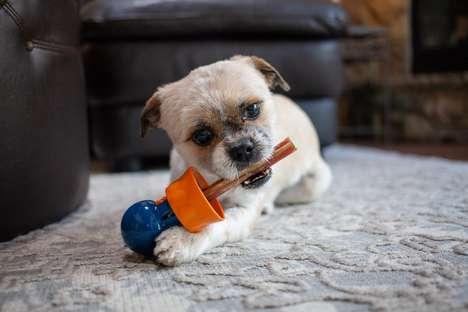 Treat-Maximizing Dog Accessories