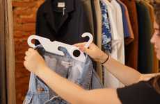 Flexible Travel-Friendly Hangers