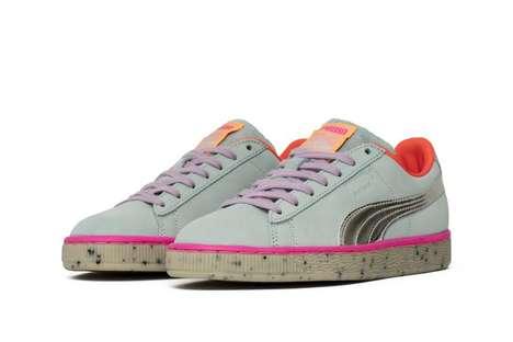 Cookie-Inspired Sneaker Designs