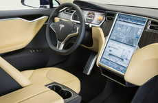 Internet-Connected Luxury Vehicles - Tesla's Premium Connectivity Package Ensure Constant Internet