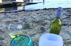 Beach-Ready Wine Glasses