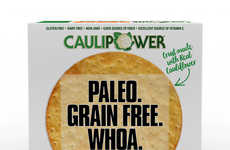 Paleo Cauliflower Pizza Crusts - CAULIPOWER Launched a Convenient New Ready-to-Use Frozen Crust