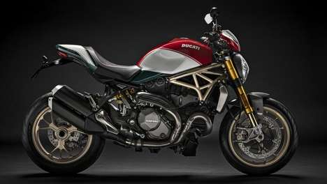 Limited Anniversary Motorcycles