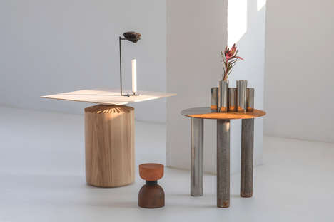 Perception-Dependent Furniture Exhibitions