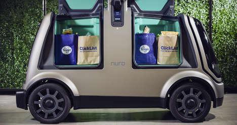 Same-Day Autonomous Deliveries