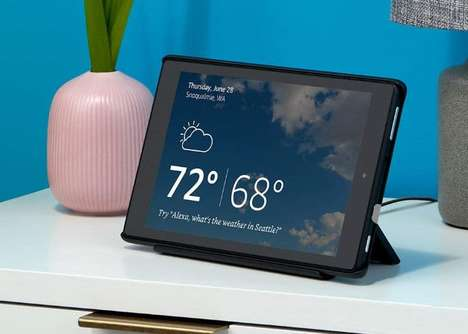 Home Assistant Tablet Docks