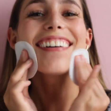 Dual-Sided Facial Cleansing Pads