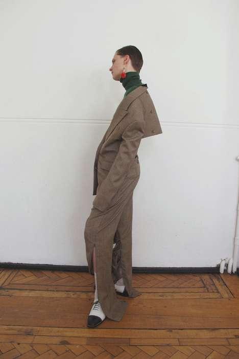 Eccentric Modern Formal Wear