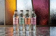 Dual-Flavor Tonic Waters - The Franklin & Sons Epicurean Collection Mixes Well with Gin and Vodka