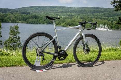 Vibration-Dampening Bicycles